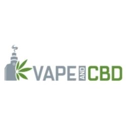 Logo for Vape and CBD Store