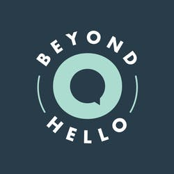 Logo for Beyond / Hello Dispensary – Bristol