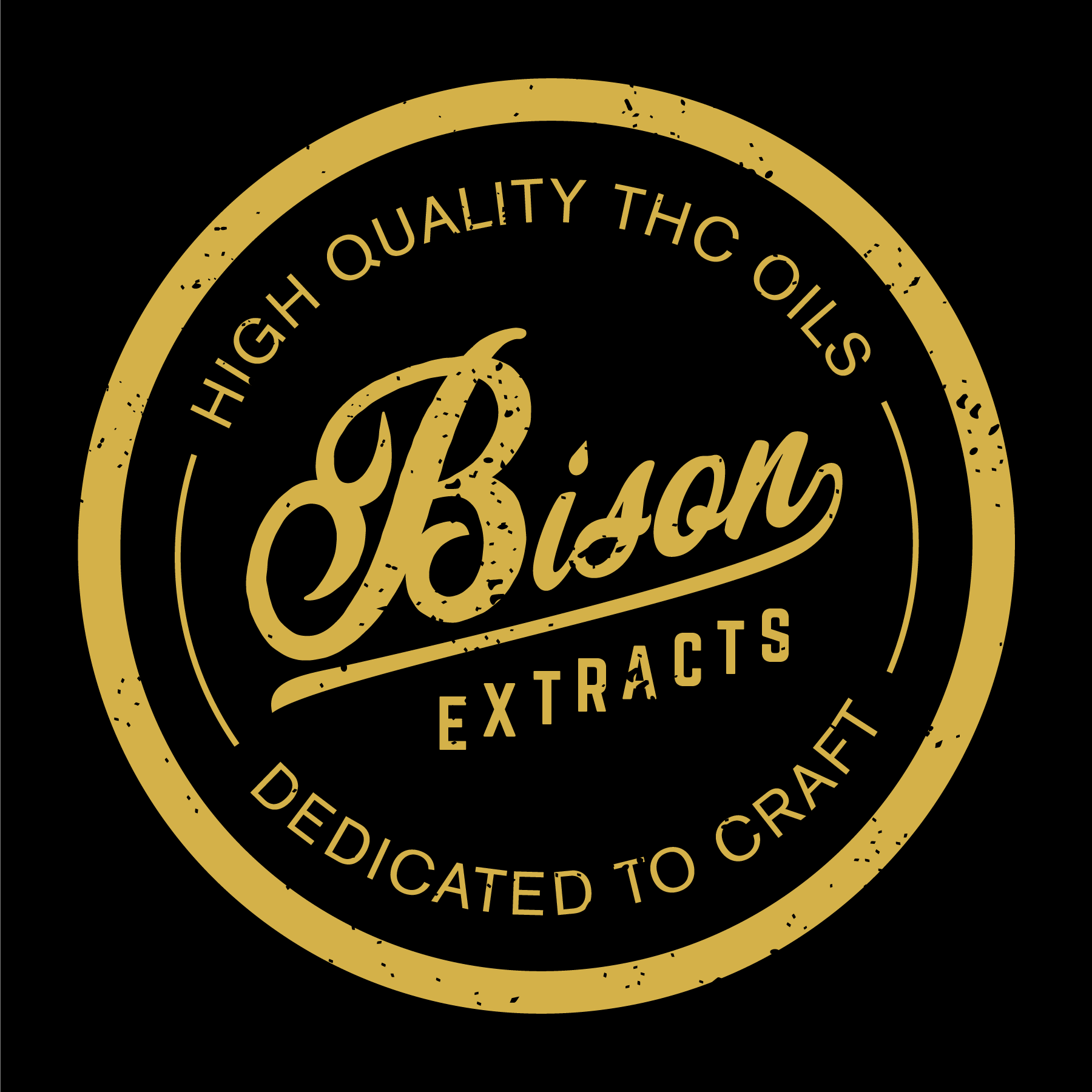 Logo for Bison Extracts Inc