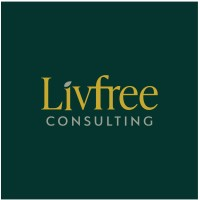Logo for Livfree Consulting