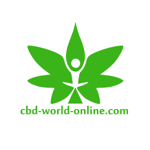 Logo for CBD World Online