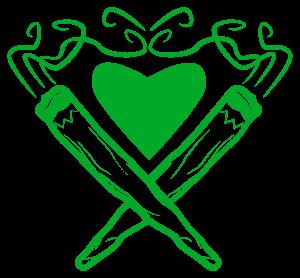 Logo for Cannabis Clothing Australia