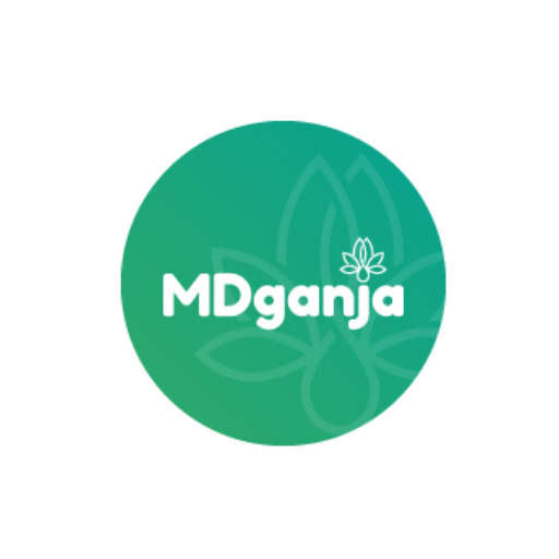 Logo for MD Ganja