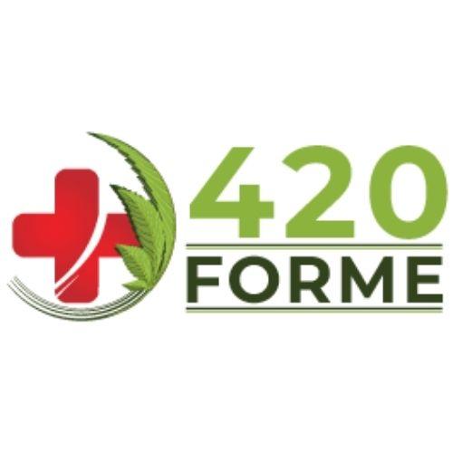 Logo for 420 For Me – Bakersfield