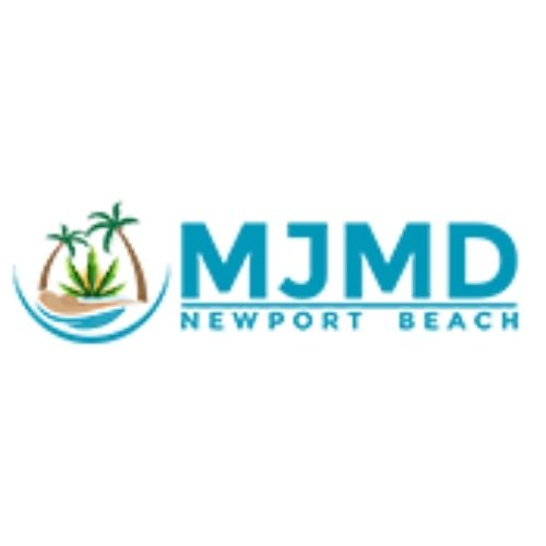 Logo for MJMD Newport Beach