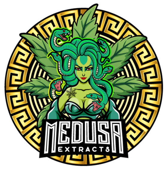 Logo for Medusa Extracts