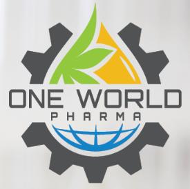 Logo for One World Pharma