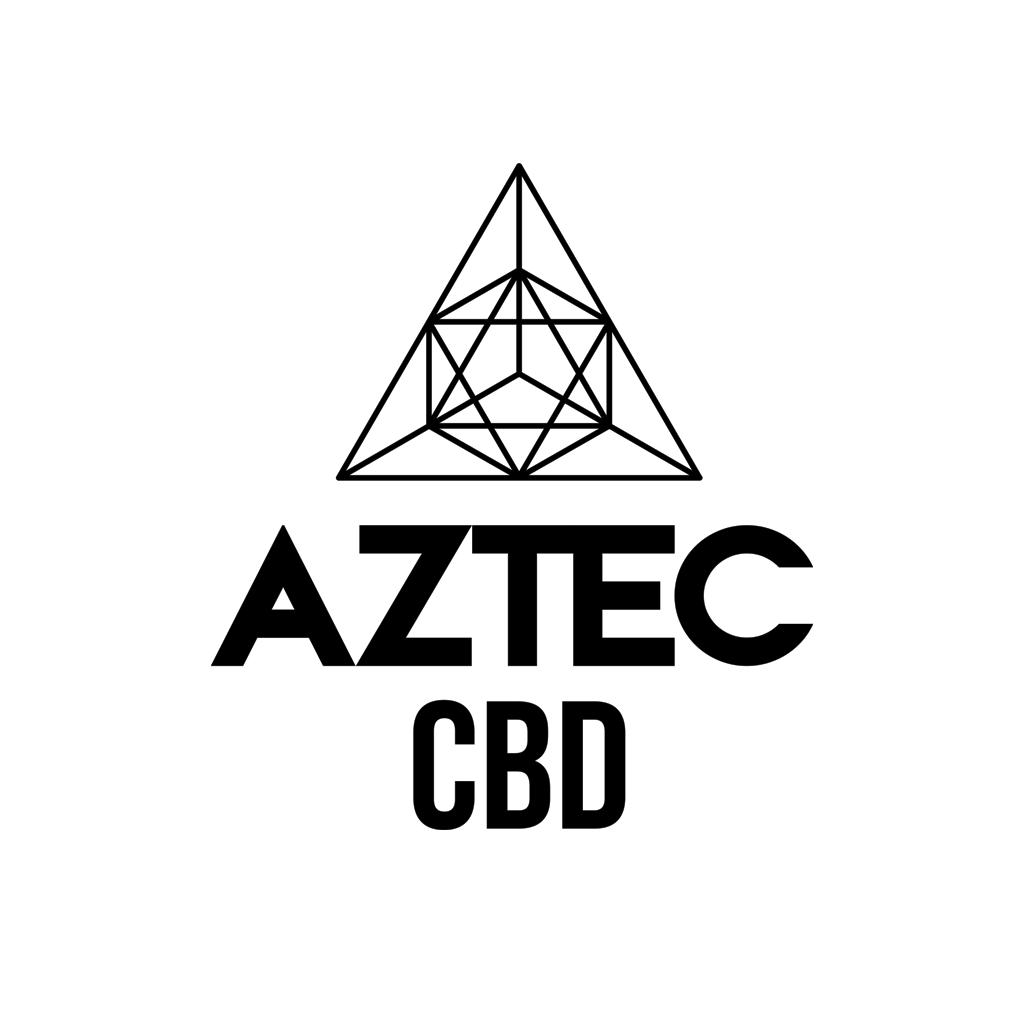 Logo for Aztec CBD