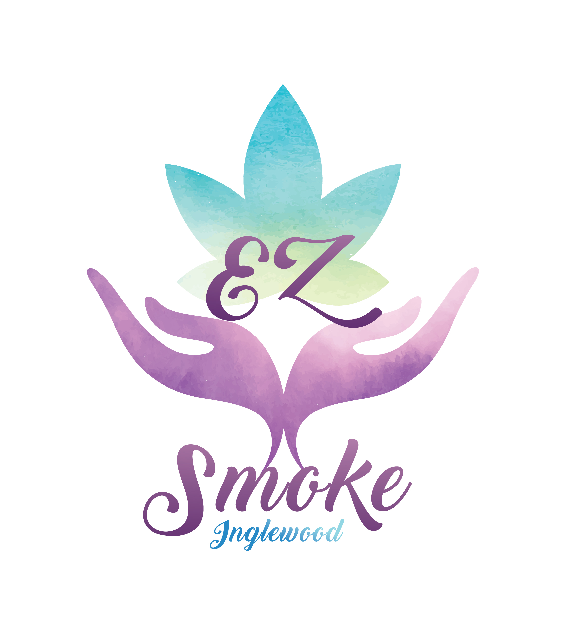 Logo for EZ Smoke Inglewood