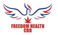 Logo for Freedom Health CBD