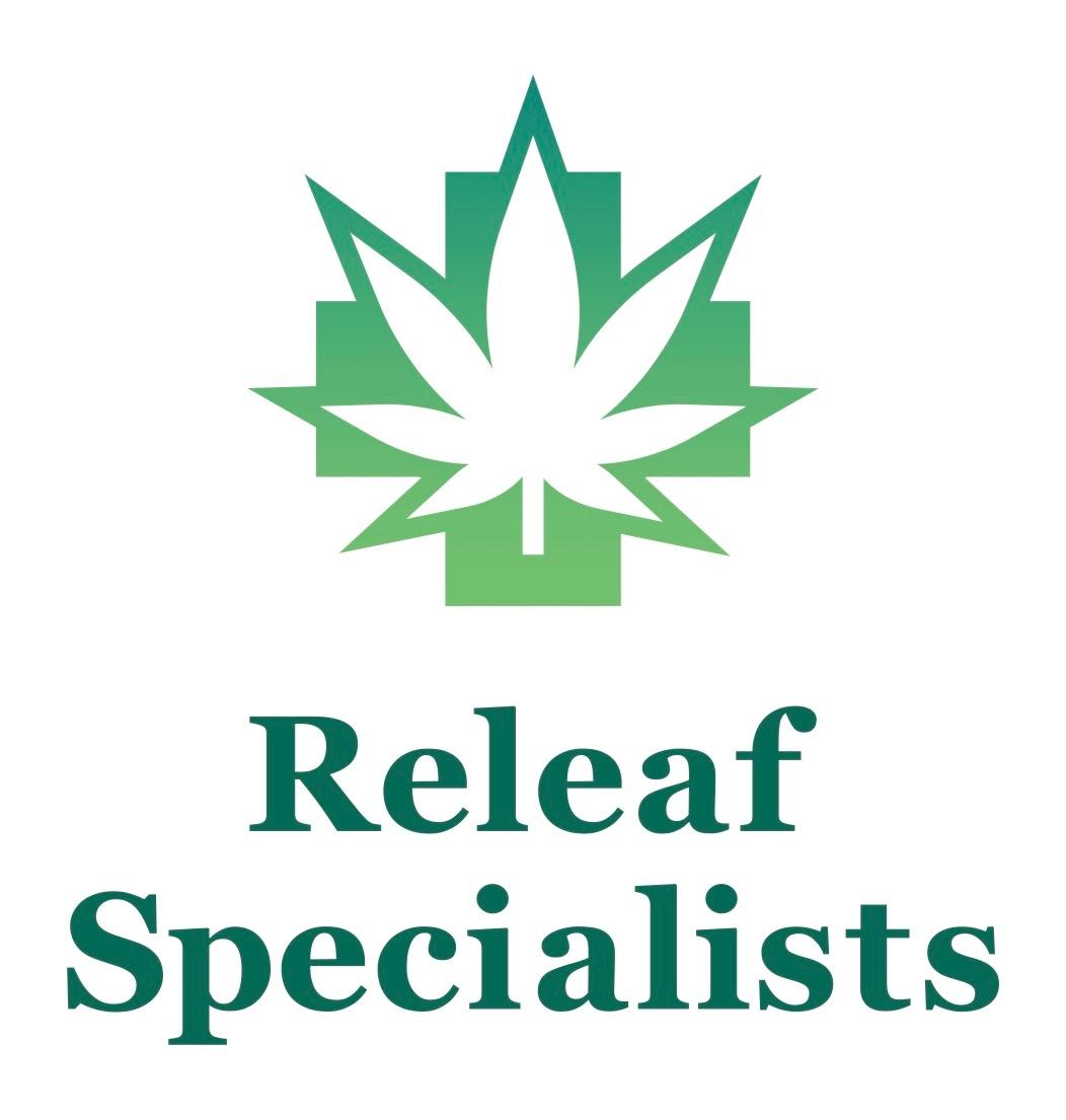 Logo for Releaf Specialists, Washington
